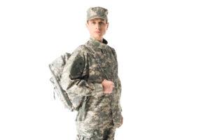 Вес солдата для попадания в армию России
