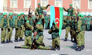 Все про армию Азербайджана